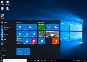 Giao diện Windows 10